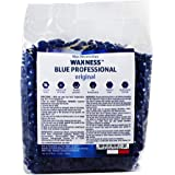 Waxness Premium Hard Wax Beads Blue Professional 1.1 Pounds