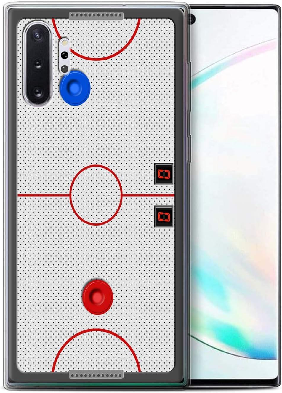 eSwish Carcasa/Funda TPU/Gel para el Samsung Galaxy Note 10+/Plus ...