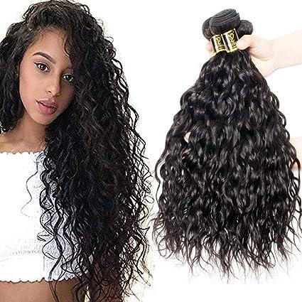 Extension capelli ricci naturali