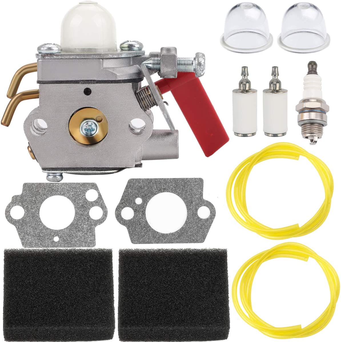 Carburetor Air Filter For Homelite UT-20779 UT-20772 UT-20760 UT20771 UT20763