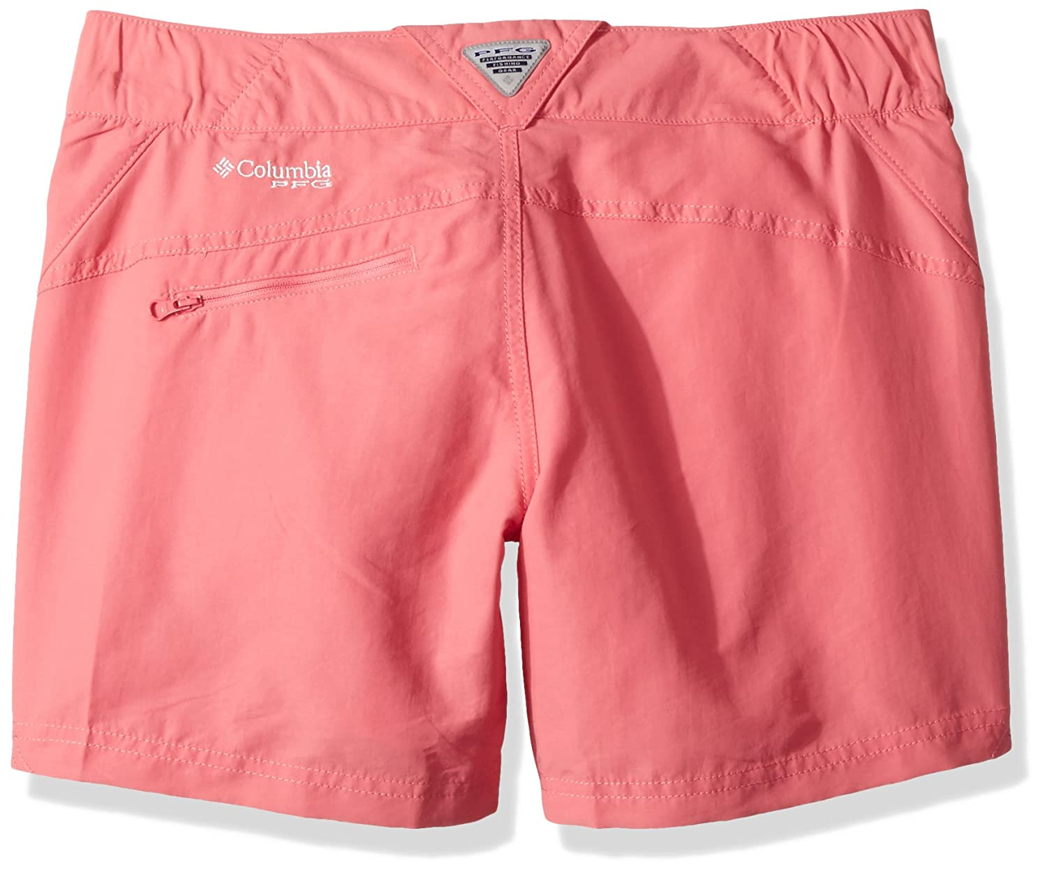 UV Sun Protection Moisture Wicking Fabric Columbia Womens Coral Point II Short