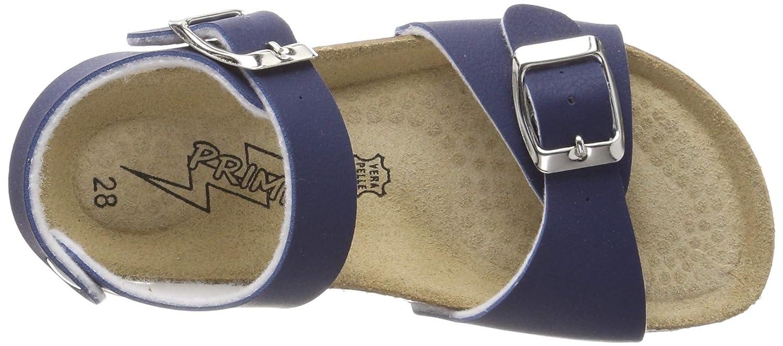 Primigi Boys/' Pbk 34266 Open Toe Sandals, 12.5 UK Blue 3426600