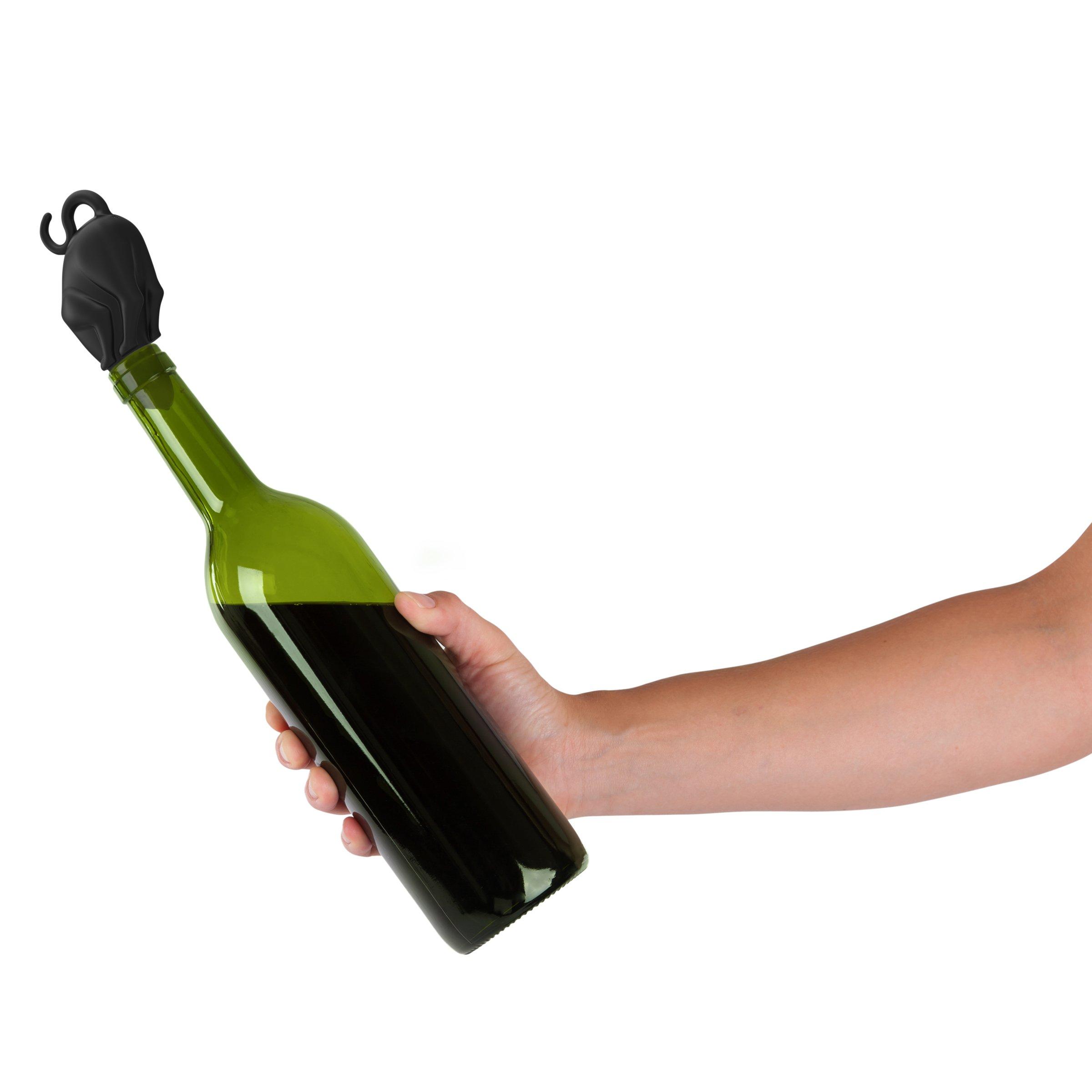 Fred STOP KITTY Wine Bottle Stopper