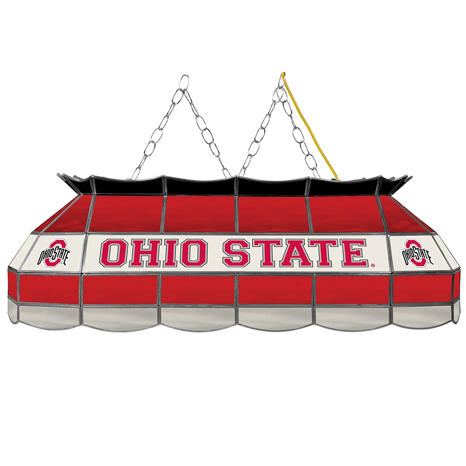 Amazon ncaa ohio state university tiffany gameroom lamp 40 amazon ncaa ohio state university tiffany gameroom lamp 40 sports fan billiard lighting sports outdoors greentooth Choice Image