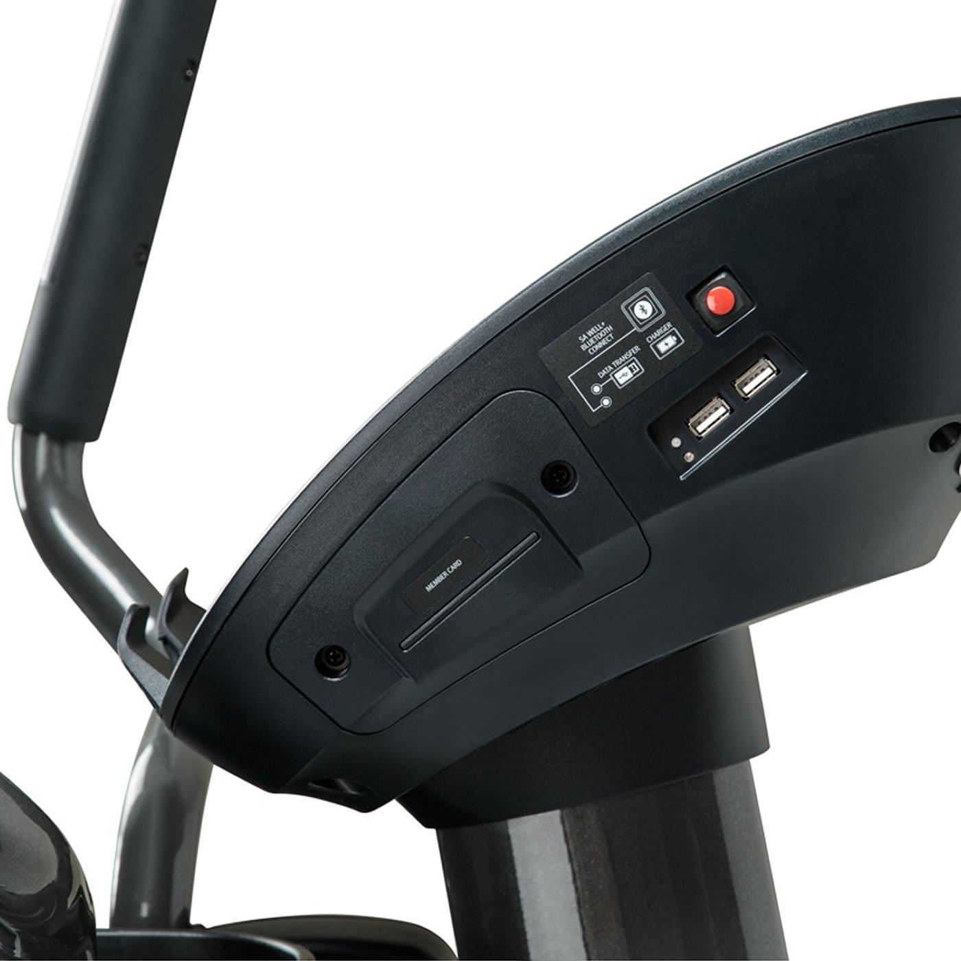 sportsart rendimiento E845S máquina elíptica Crosstrainer ejercicio Fitness gimnasio: Amazon.es: Deportes y aire libre