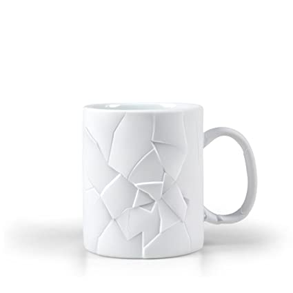 Fred CRACKED UP Coffee Mug