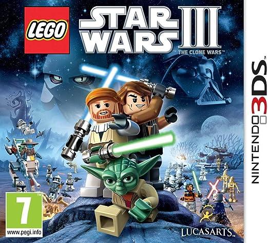 Lego Star Wars III : the Clone Wars [Importación francesa]: Amazon.es: Videojuegos