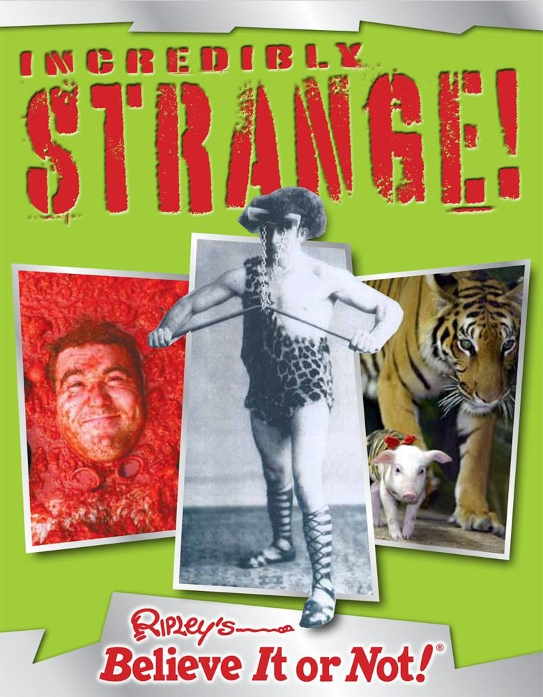 Download Ripley's Believe It Or Not: Incredibly Strange pdf