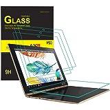 """IVSO 6-Pack Prime Protecteur d'Ecran Transparents, Film de protection clavier pour Lenovo Yoga Book tablette tactile hybride 10"""" (Clear - 6 Pack, 3 Pack pour écran, 3 Pack pour clavier)"""