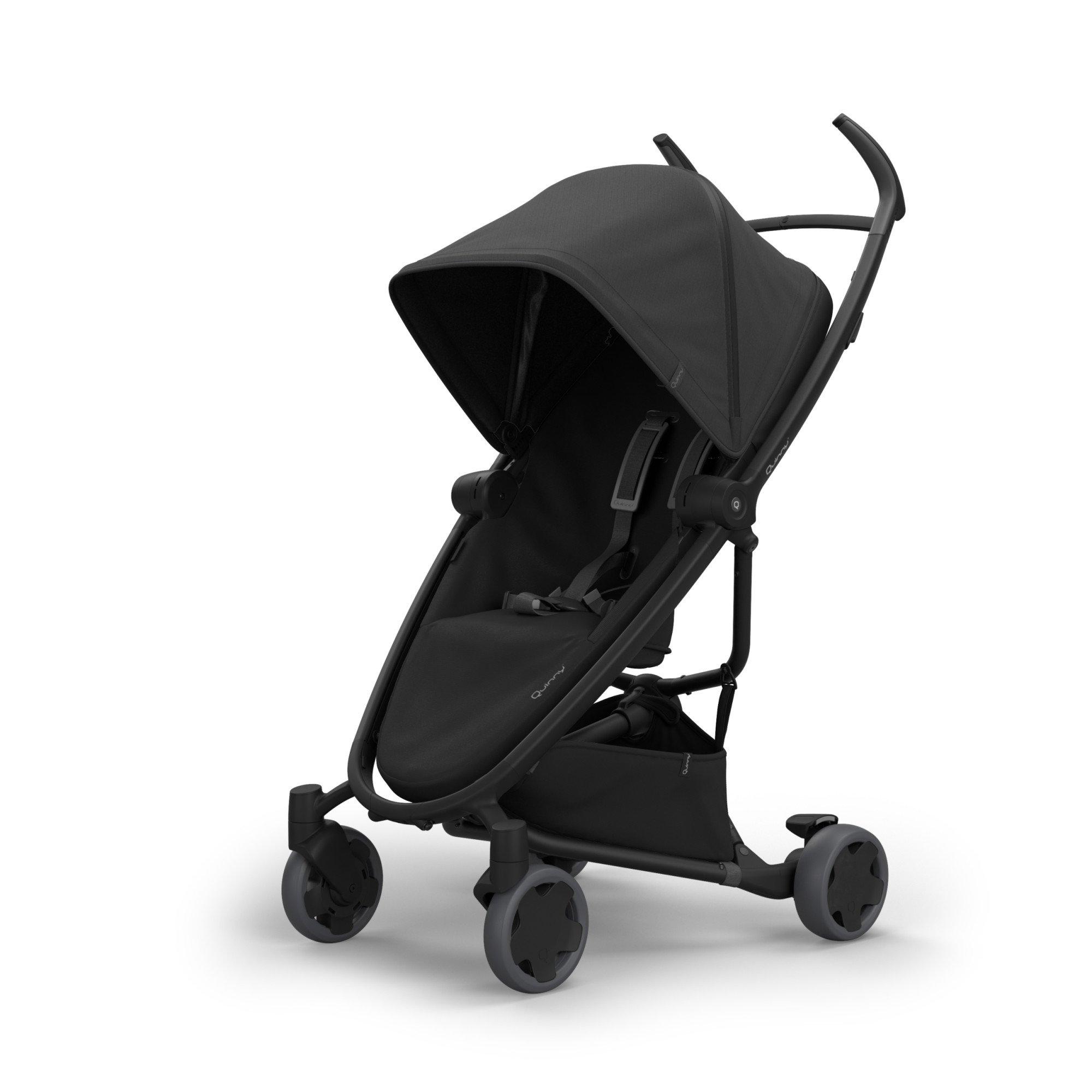 Quinny Zapp Flex Stroller, Black by Quinny (Image #1)