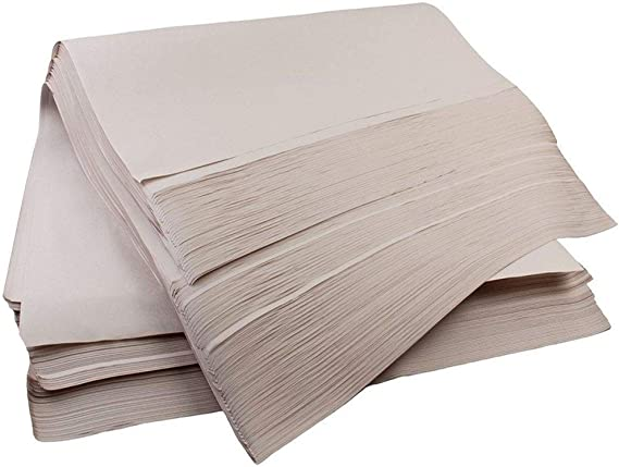 1000 Sheets Of WHITE PACKING PAPER Newspaper Offcuts Chip Shop Paper