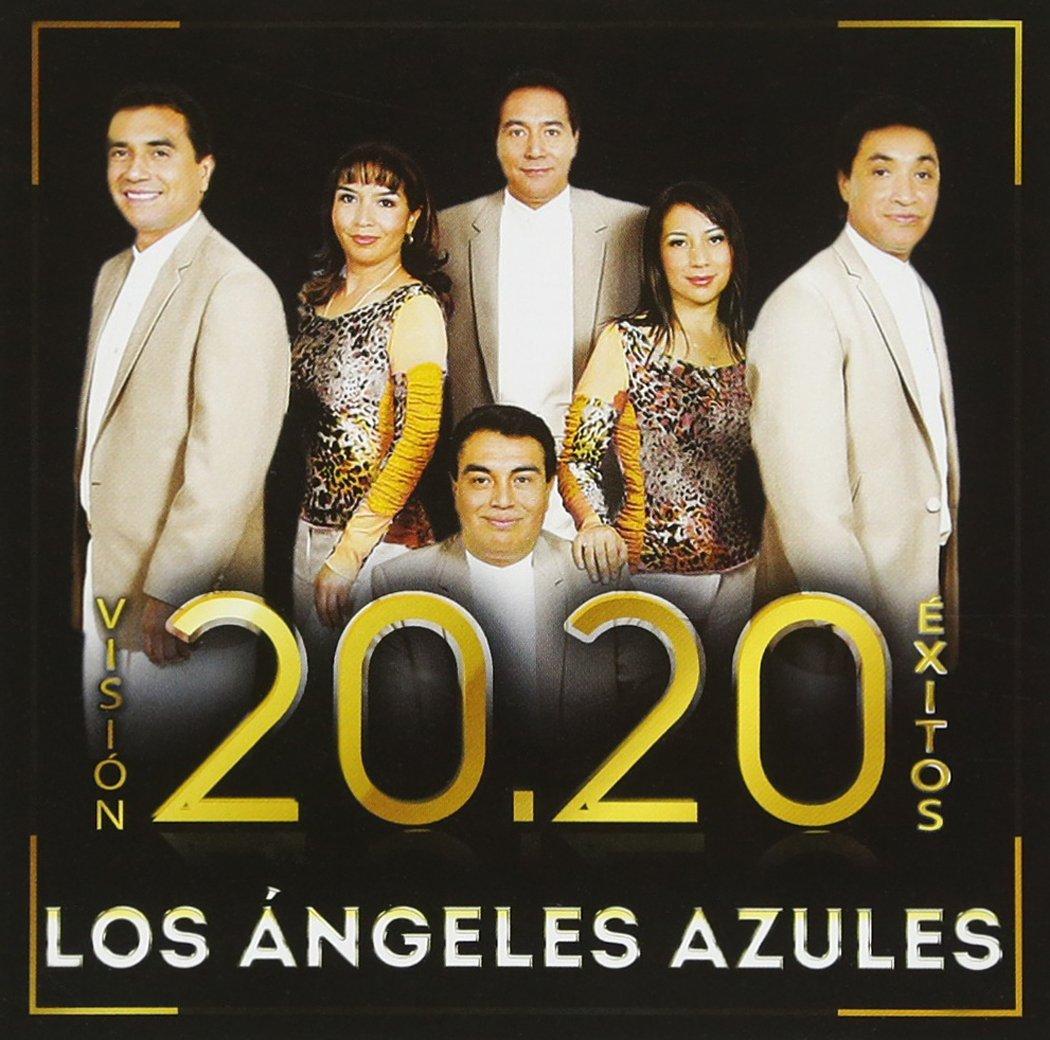 Los Angeles Azules Visi N 20 20 Xitos Amazon Com Music