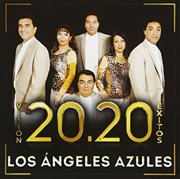 Los Angeles Azules Visi N 20 20 Xitos Amazon Com Music