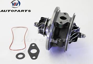 CHRA 54397100500 - Cargador de turbocompresor 54399880001/003/006 para motor diésel IBIZA, Fabia, Polo 1.9L TDI: Amazon.es: Coche y moto