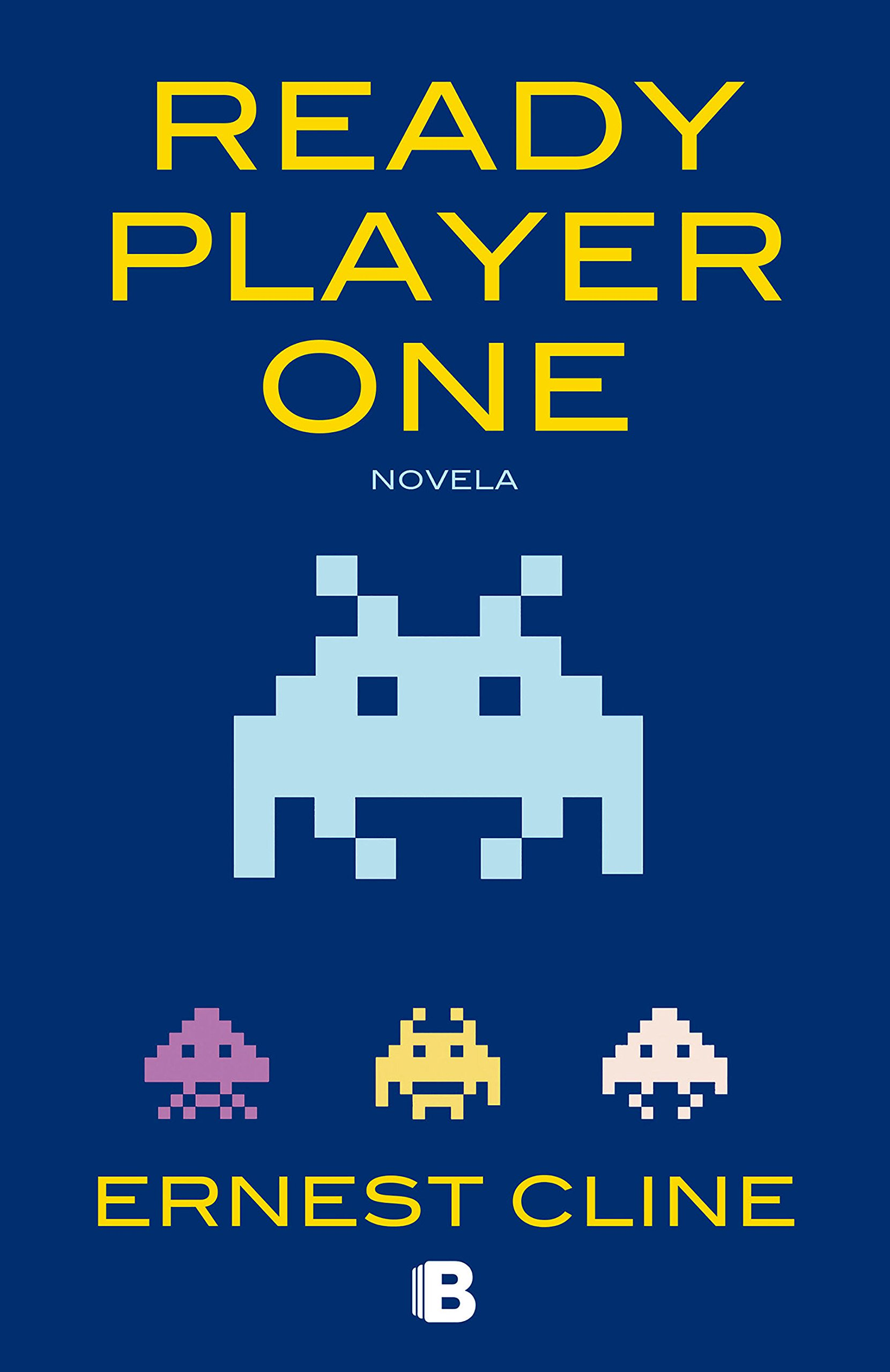 Ready player one (Grandes novelas) Tapa blanda – 2011 Ernest Cline NOVA 8466649174