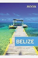 Moon Belize (Travel Guide) Paperback
