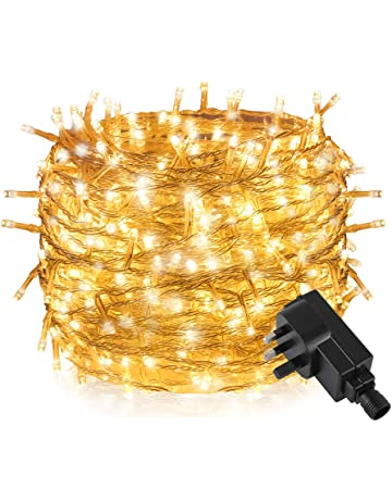 10m 100led Multi Colors Flashing Dragonfly Lights Christmas Tree New Year Party Led String Lamp Garden 110v Us Plug Clear And Distinctive Led String