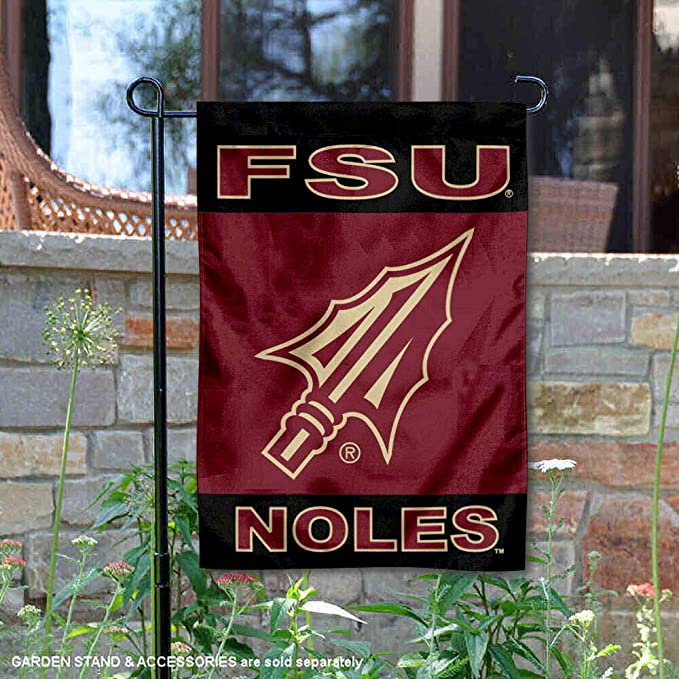 Florida State Seminoles Chevron Logo Car Flag College Flags and Banners Co