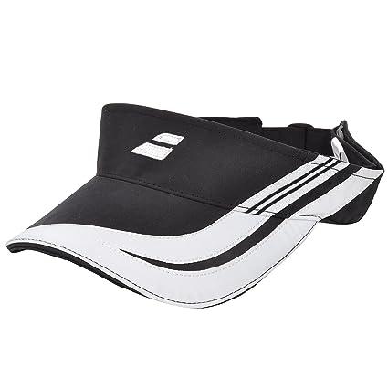 Amazon.com   Babolat Adults Tennis Visor - One Size - Black   Sports ... 7f60232a3e8