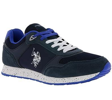 33c75411b6a3 U.S. Polo Assn. FLASH4060S8 LT1 Sneakers Herren  Amazon.de  Schuhe ...