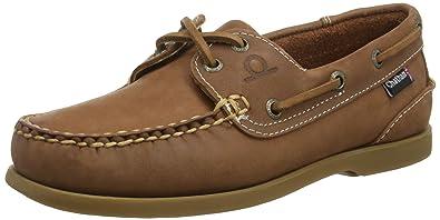 7efc1ae25040c Chatham Deck Lady G2, Chaussures Bateau Femme, Marron (Tan), 37 EU ...