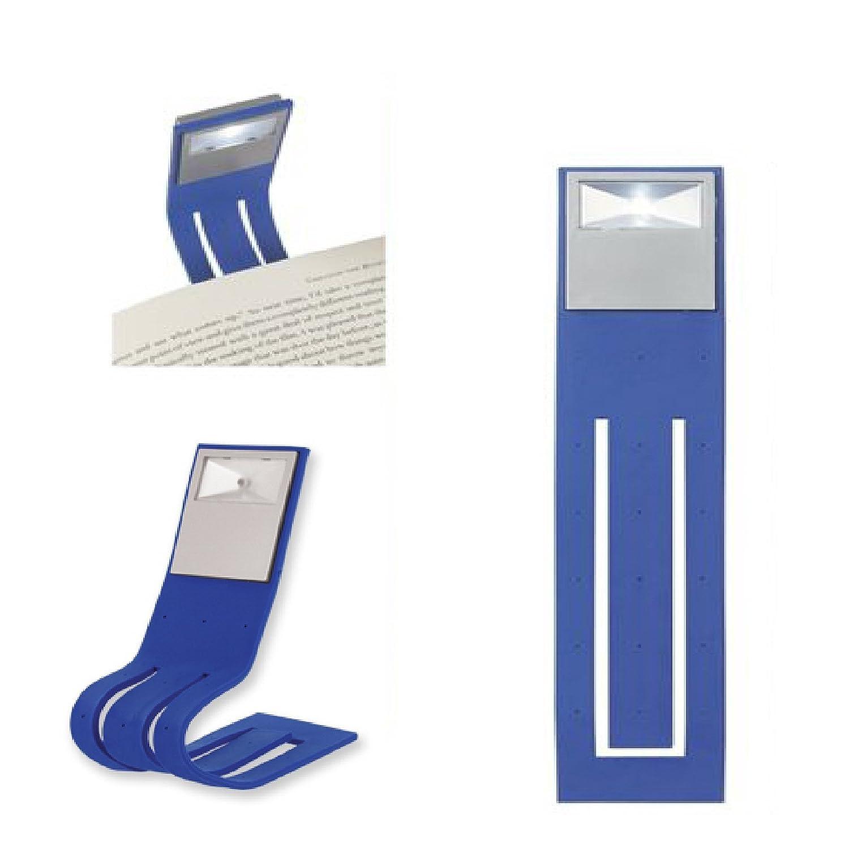 led flexible bookmark bendable book light portable led