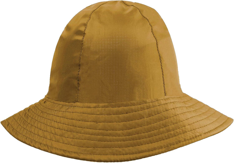 Reversible Rain Or Sun Style Bucket Hat