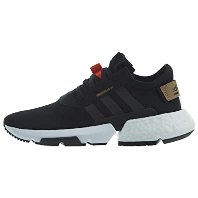 07c052cb0bcfa6 Image Unavailable. Image not available for. Color: adidas Originals Kids  POD-S3.1 Core Black/Core Black/Cloud White