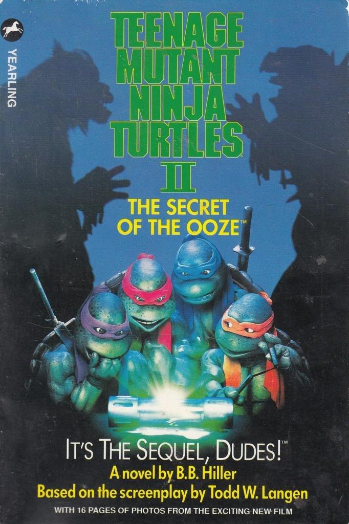 Teenage Mutant Ninja Turtles II: Junior Novel: The Secret of ...