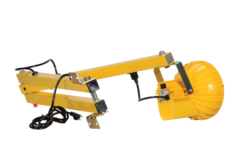 Vestil LL-60 Incandescent Dock Loading Light Double Arm 60 Length