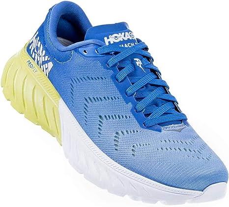 Hoka Mach 2 - Zapatillas de Running para Mujer, Color Azul, Azul ...