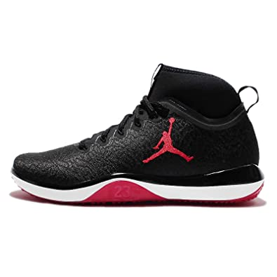 Nike Air Jordan Trainer 1 Men s Trainer black Size  9 UK  Amazon.co ... 4b35f42fa