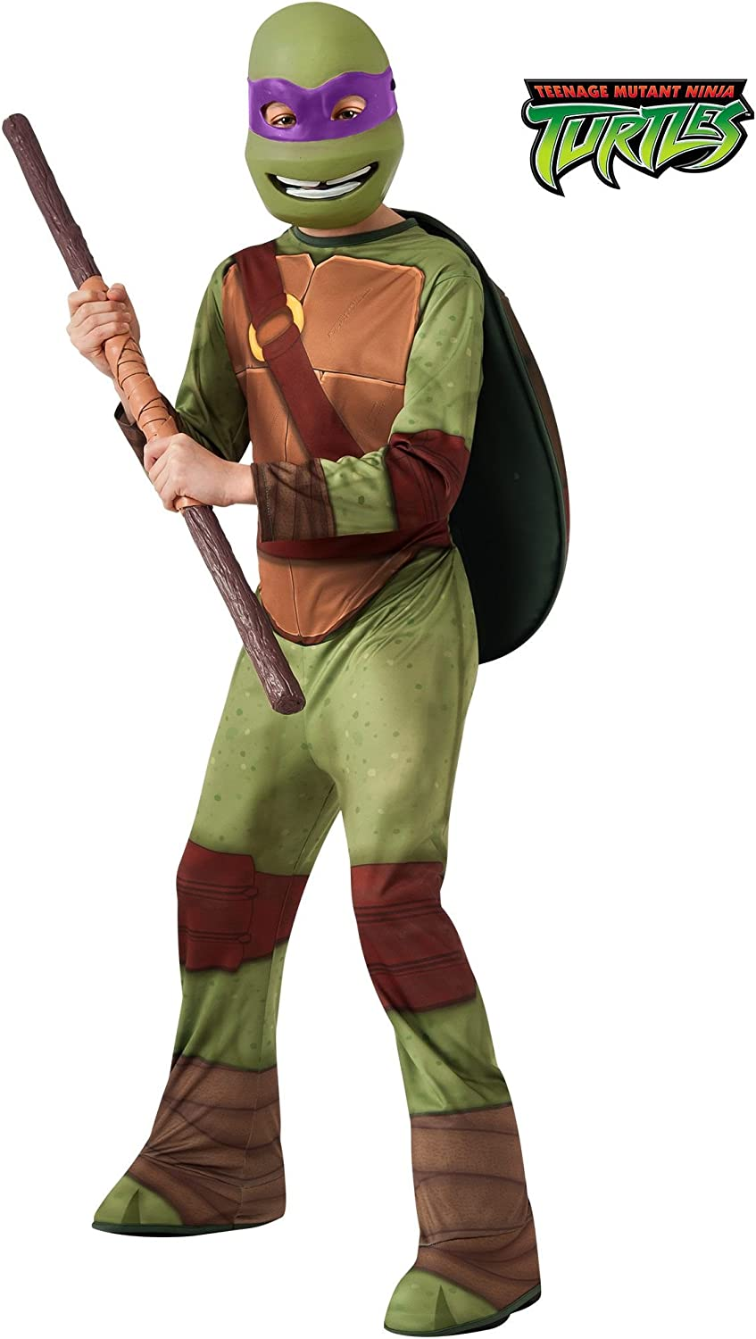 Teenage Mutant Ninja Turtles Donatello Costume, Medium