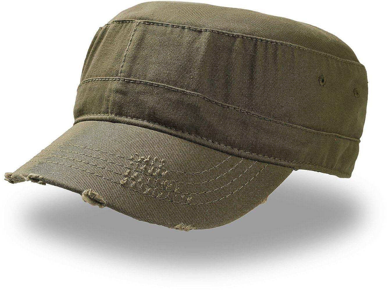 Atlantis Urban Destroyed Military Army Camouflage Camo Hat Cap
