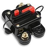 Circuit Breaker Fuse, DROK 250A Manual Reset Auto