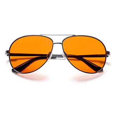 e7c2027eac Image Unavailable. Image not available for. Color  Polarized Black Wire Aviator  BluBlocker