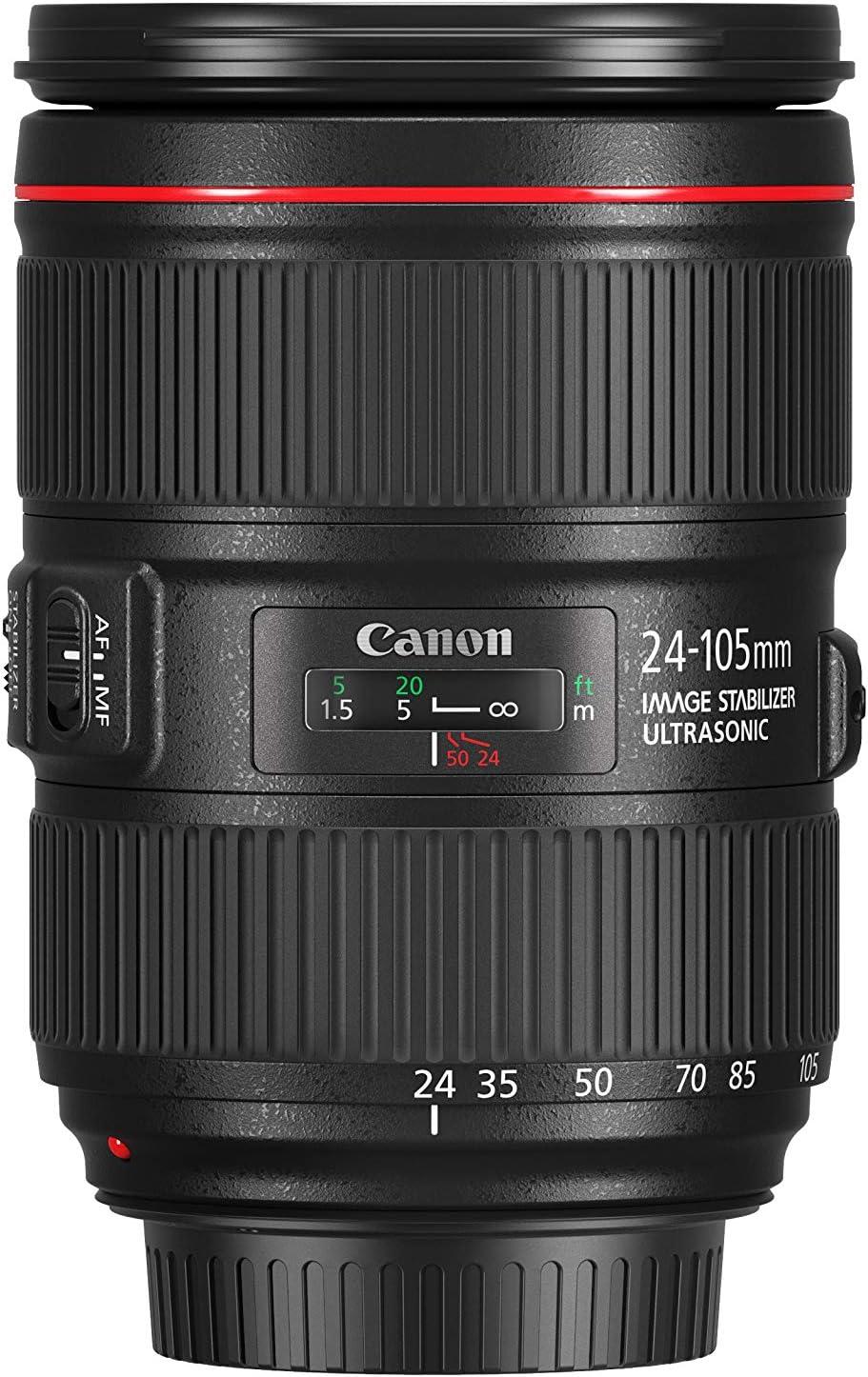 Canon ZOOM LENS EF24-105mm F4L IS II USM - White Box (New) (Bulk Packaging)