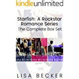 The Starfish Series Box Set: A Steamy and Humorous Rock Star Romance Series
