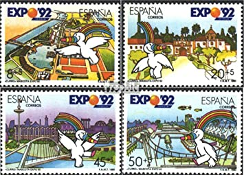 Prophila Collection España Michel.-No..: 2929-2932 (Completa ...