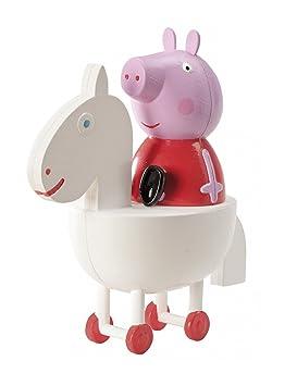 COOLMP - Juego de 3 Figuras de Peppa Pig 11 cm - Talla única ...