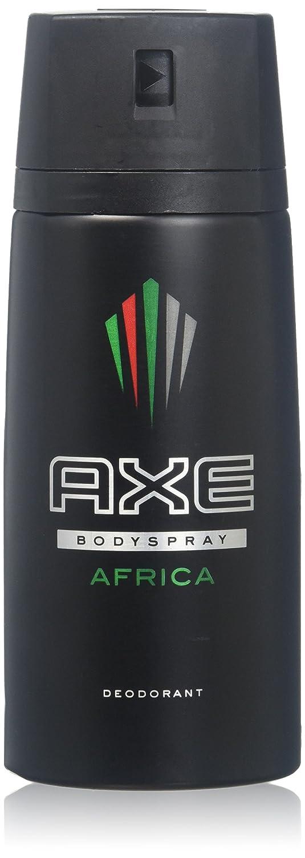 12 AXE body spray deodorant Anit-Aerspirant (12X 150 ml/5.07 oz, Africa)