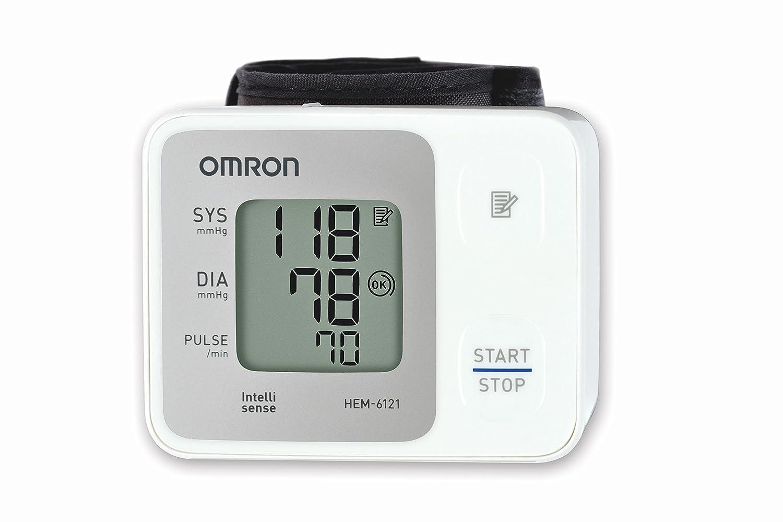 Amazon.com: Omron RS2 Wrist Blood Pressure Monitor: Health & Personal Care