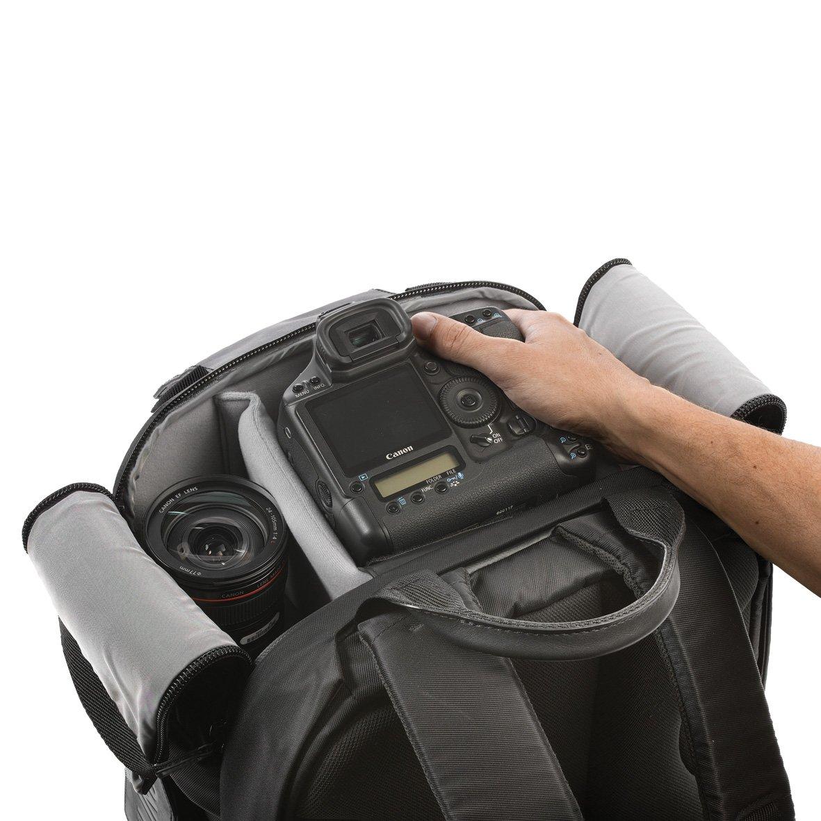 Manfrotto Lino Colección Pro V Messenger Bag (bolsa de hombro para ...