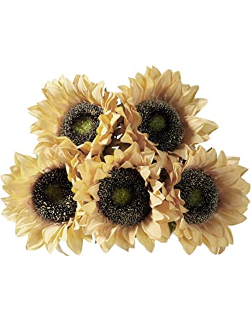 Amazon Ca Artificial Flowers Home Kitchen