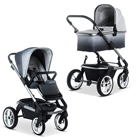 SOLITAIRE 63770200-888 Degradee - Carrito convertible con capazo y capazo deportivo
