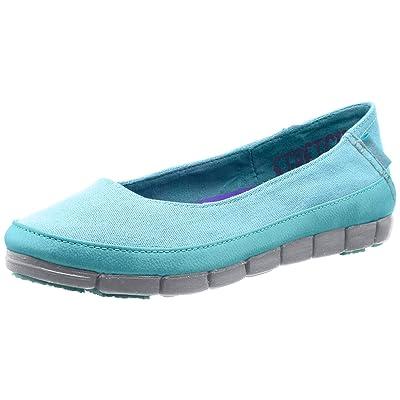 Crocs Women's Stretch Sole Flat   Flats
