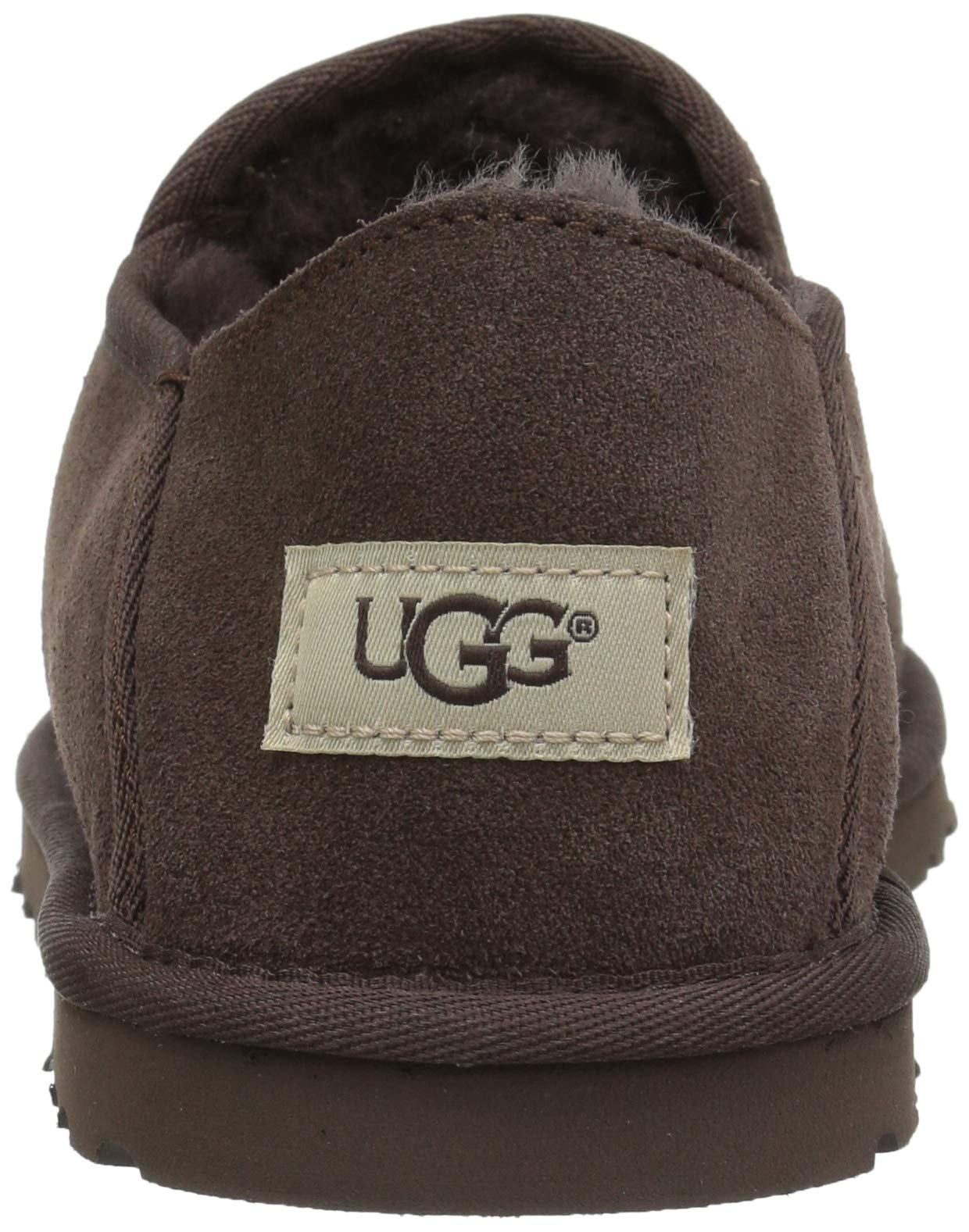 UGG Men's Kenton Slipper Chocolate 7 Medium US by UGG (Image #2)