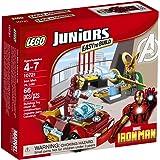 LEGO Juniors Iron Man Vs. Loki Playset 10721