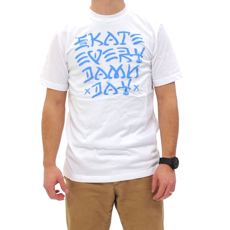 NIKE SB Dri-Fit STECYK SEDD Tee (Weiß Vivid Blau) Blau) Blau) T-Shirt B00I1LVX42  0eae15