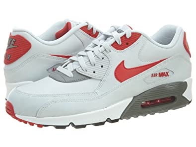 Nike Air Max 90 Essential 537384 037 | White, Black, Grey